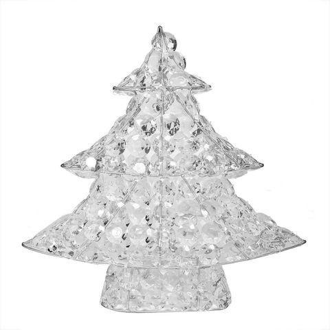 Lo metti sul comodino: albero di Natale luminoso a Led, <strong>Lumida su www.qvc.it</strong>