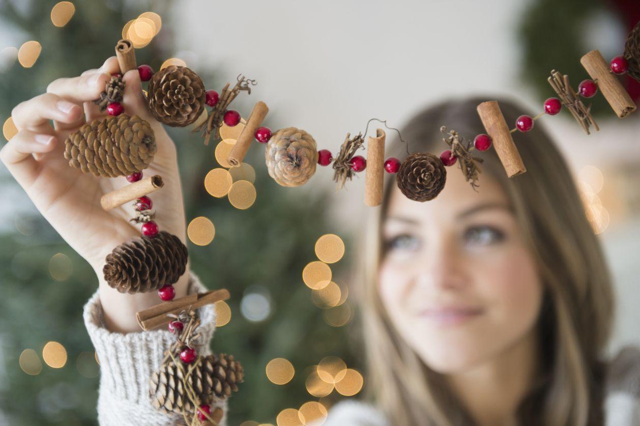 Lavoretti Natale.20 Lavoretti Di Natale Fai Da Te Sfiziosi E Facili