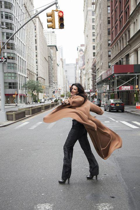 Laura Pausini a New York