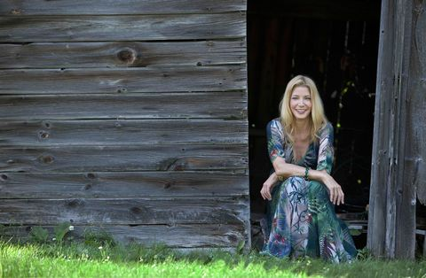 Candace Bushnell, autrice di Golden Girl