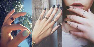 Tatuaggi da dita