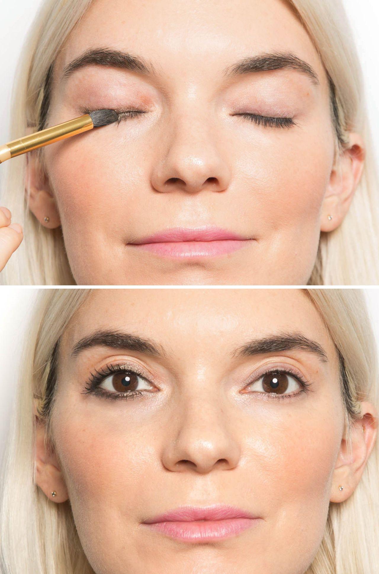 Conosciuto Make-up per le feste: 18 trucchi geniali per ragazze pigre FV34
