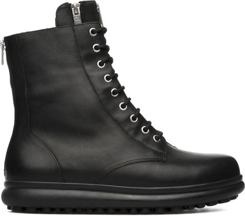 Boots con zip laterale, <strong>Camper</strong>