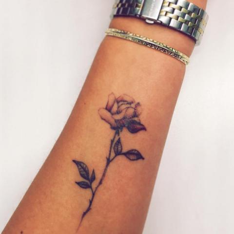 tatuaggi rose instagram 3