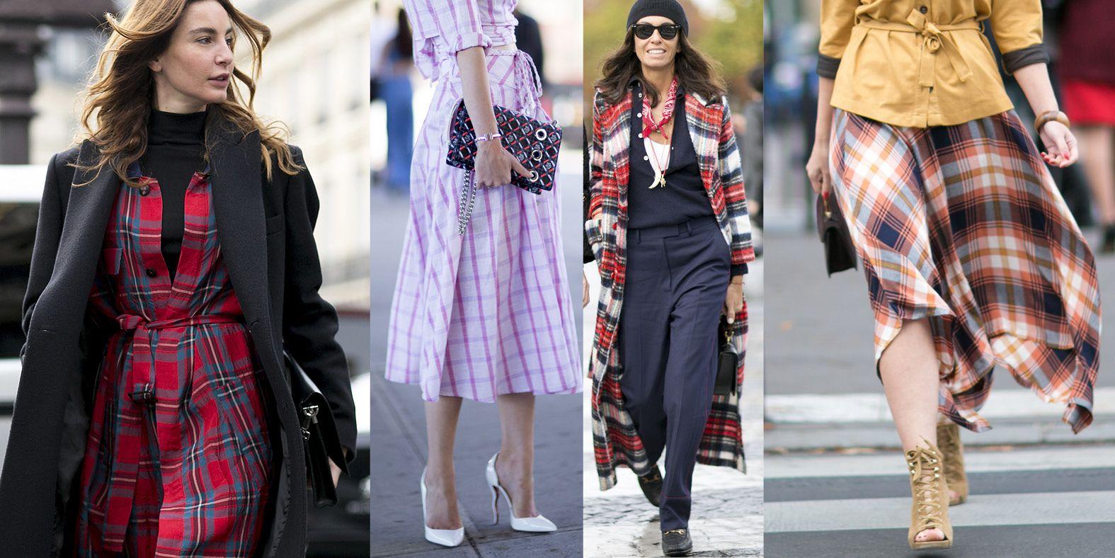 Fashion Disaster Come non indossare il tartan questinverno 2019 e dire addio ai soliti cliché