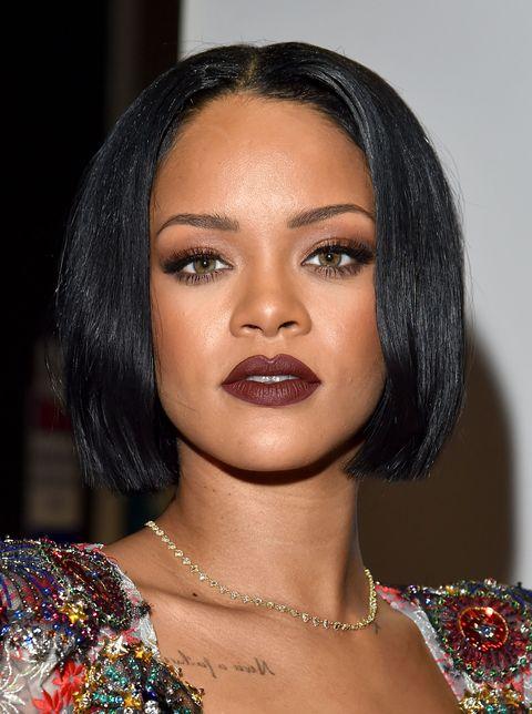 48 Foto Di Capelli E Acconciature Di Rihanna