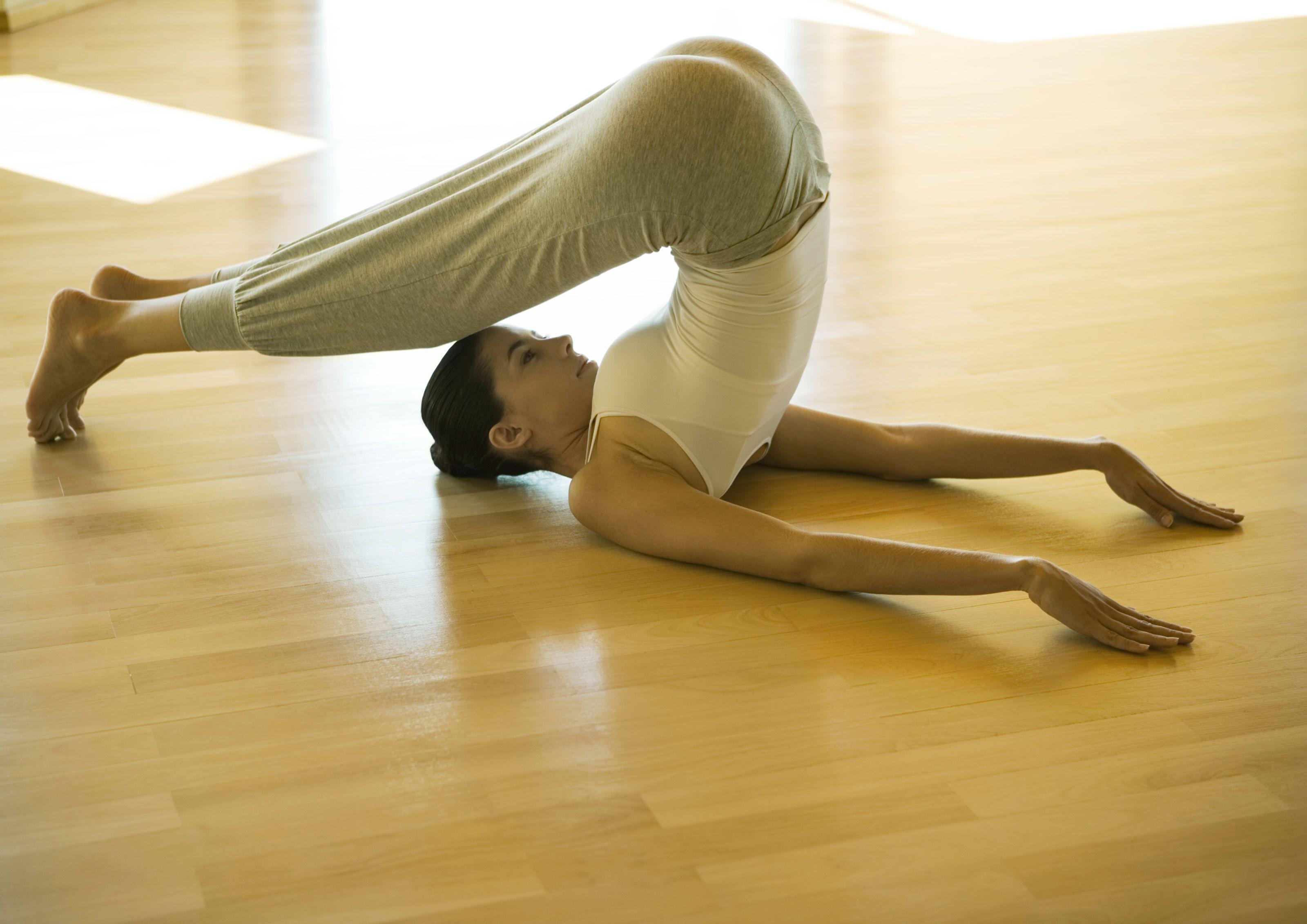 Bye bye cellulite posizioni di yoga per metterla fuori gioco