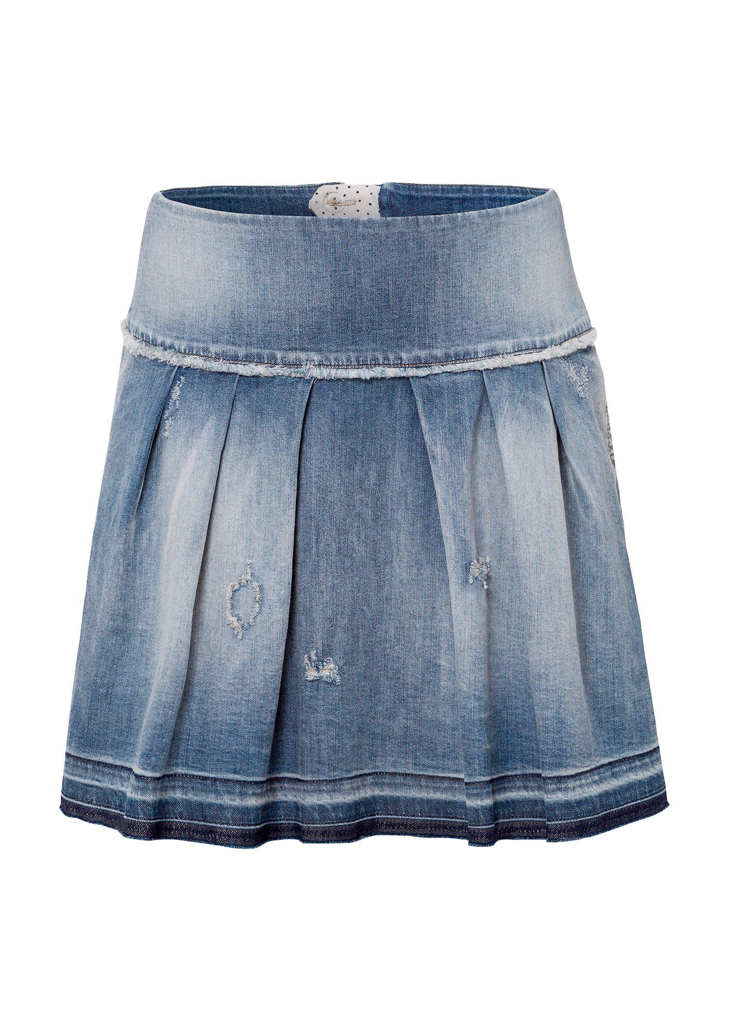 20 La Gonne Di Jeans Primavera Più Sexy Per Le 2016 VUzqpLMGjS