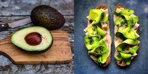 avocado affettato instagram