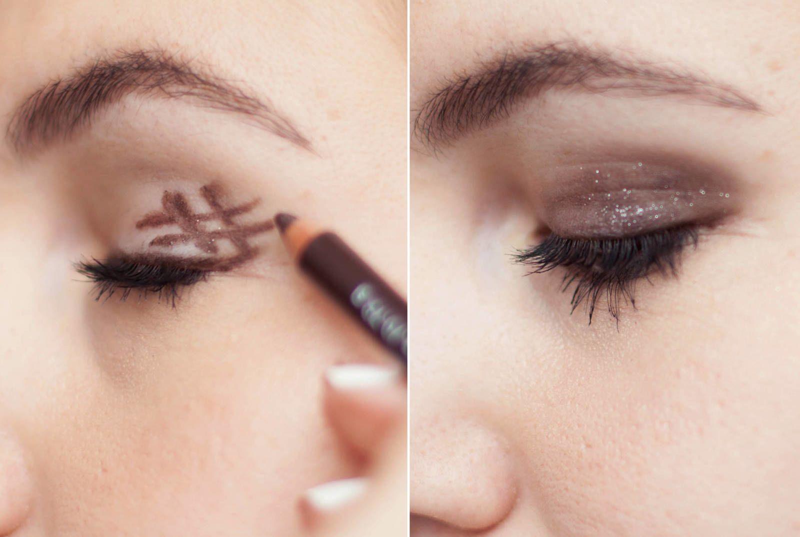 Famoso Trucchi geniali per applicare l'eyeliner IW57