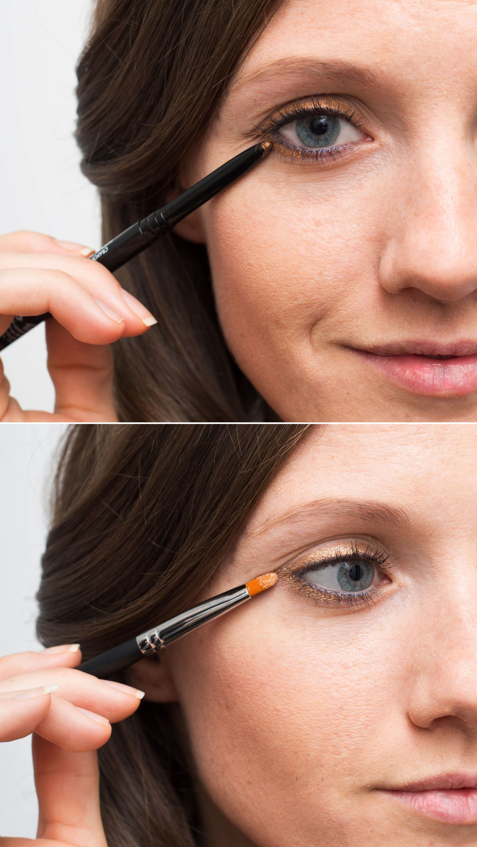 abbastanza Trucchi geniali per applicare l'eyeliner LD85