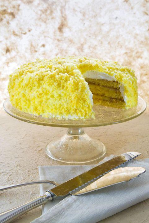 huge discount f1386 85a74 La ricetta della torta mimosa