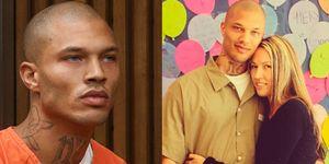Jeremy Meeks uscito di prigione