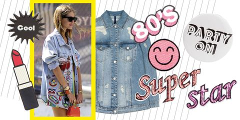save off dbeaf c083b Pins, patch, borchie & Co. Customizza le tue vecchie giacche ...