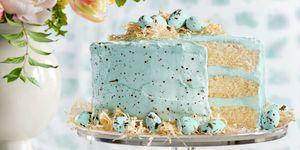 torta di Pasqua al cocco e mascarpone