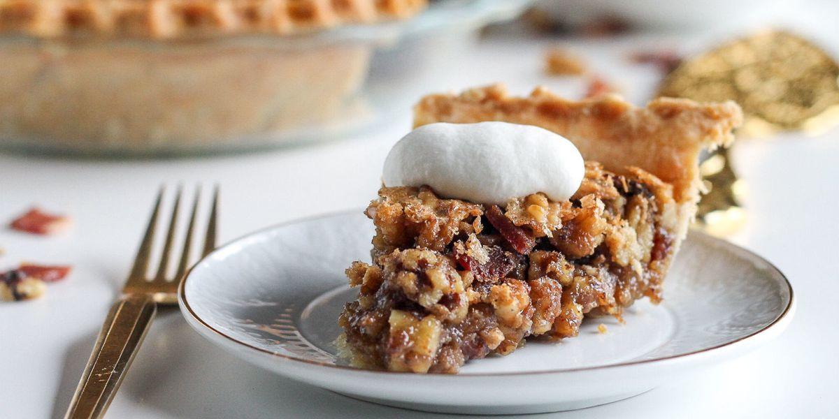 La ricetta della torta alle noci… con sorpresa!