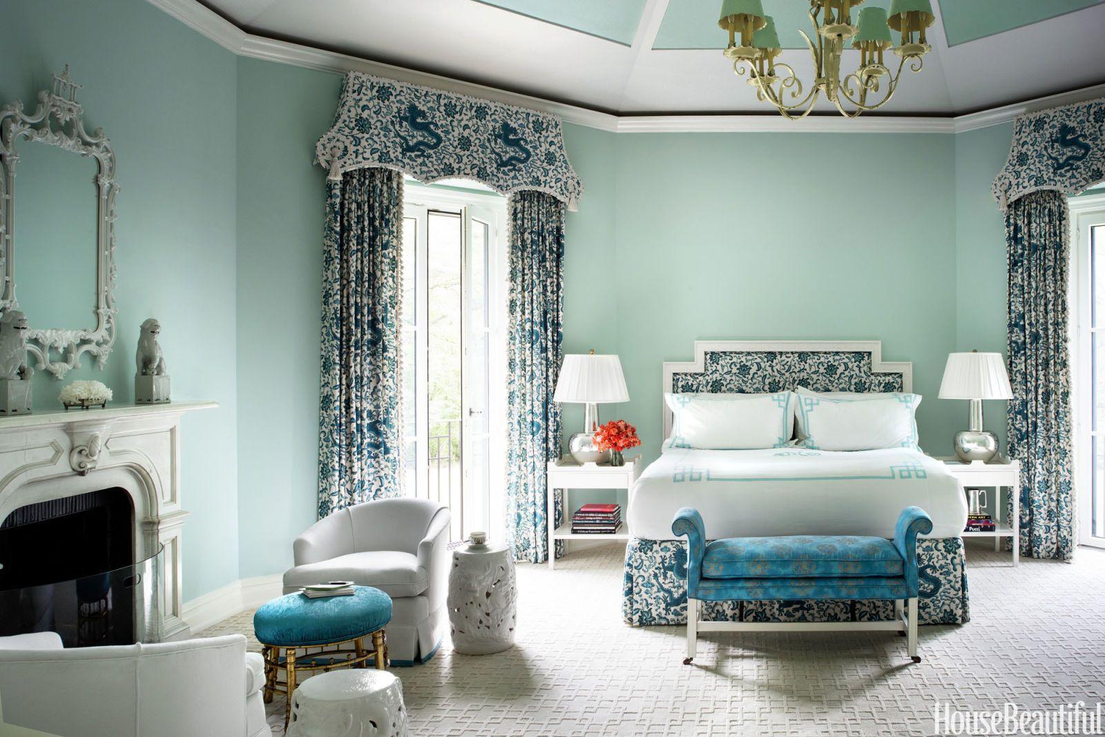 Colori Della Parete Camera Da Letto : Cosa dice di te il colore della tua camera da letto