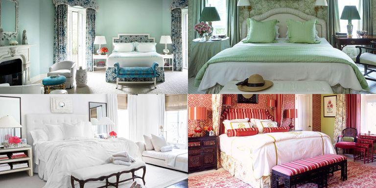 Cosa dice di te il colore della tua camera da letto