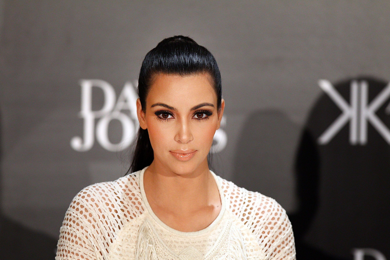 Kim Kardashian Si è Pentita Del Suo Ritocchino Sulla Fronte