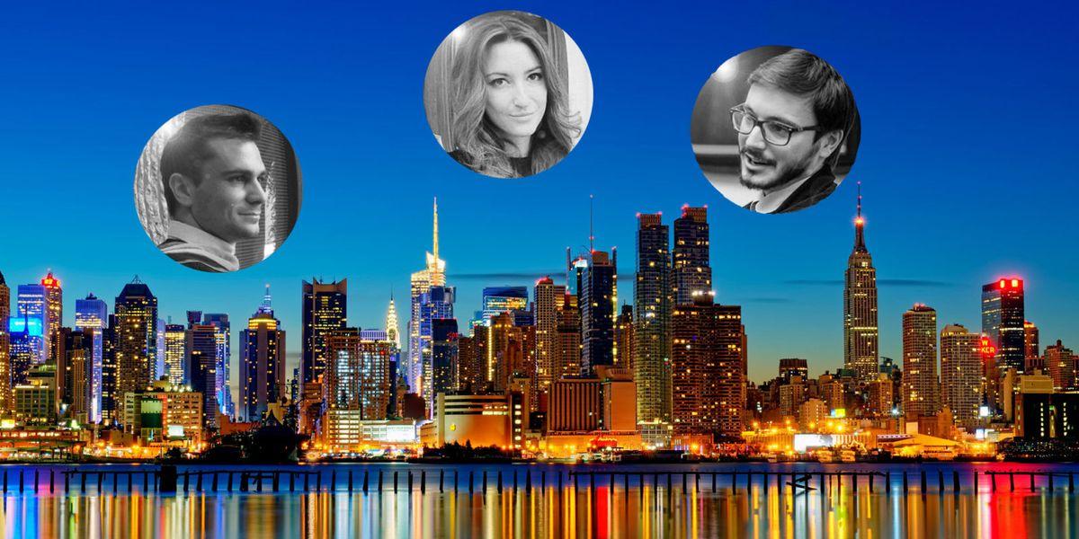 3 ragazzi italiani ti raccontano com'è davvero lavorare a New York