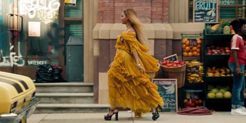 Beyoncé lemonade look