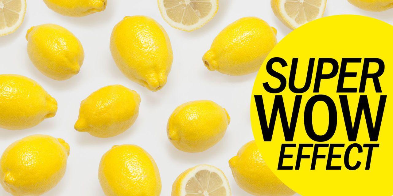 cucchiaiata di olio doliva e limone per perdere peso