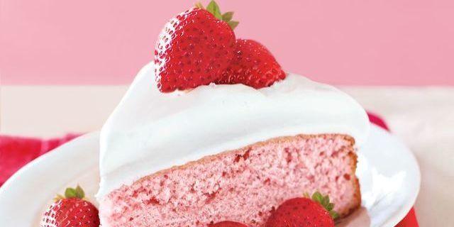 La ricetta della torta soffice alle fragole