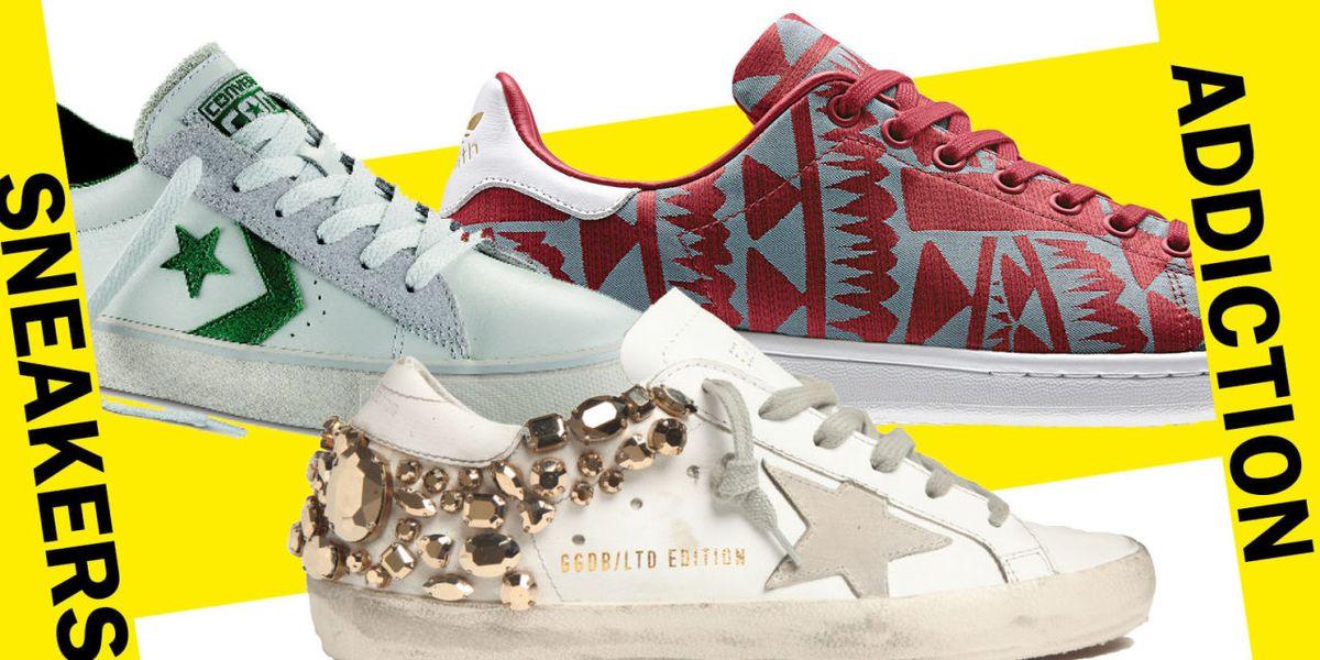 Questa estate sarà sneakers mania, le 10 sneakers da avere assolutamente per un look davvero trendy