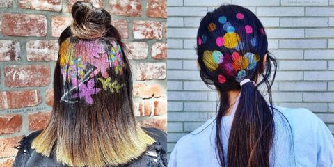 hairstencil stencil capelli