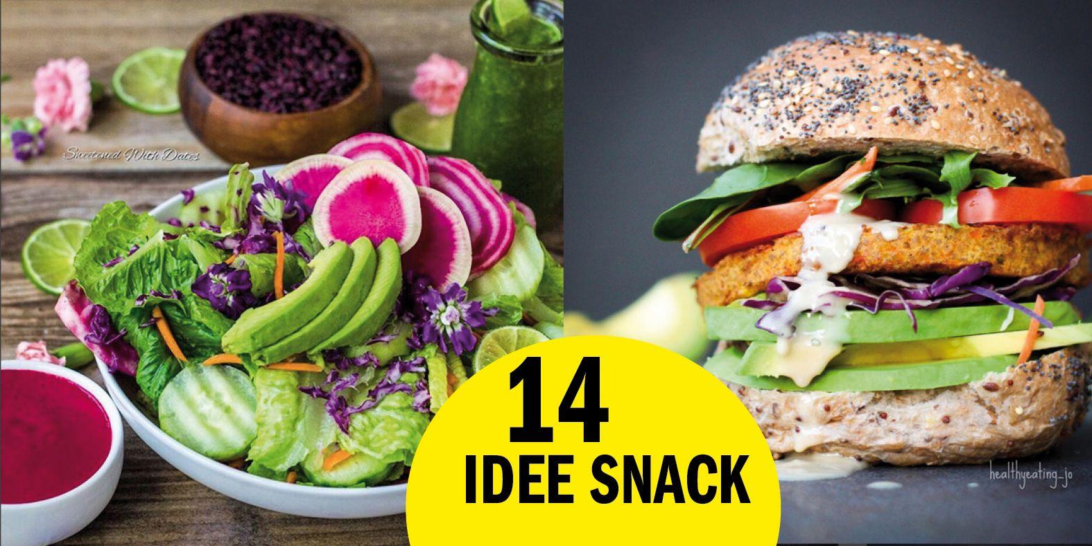 Idee Per Pranzi Sani : 14 ricette per un pranzo veloce gustoso e sano