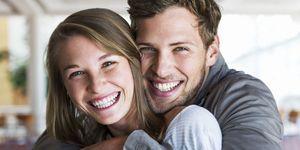 donne felici relazione