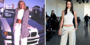 britney spears kendall jenner look uguale 1
