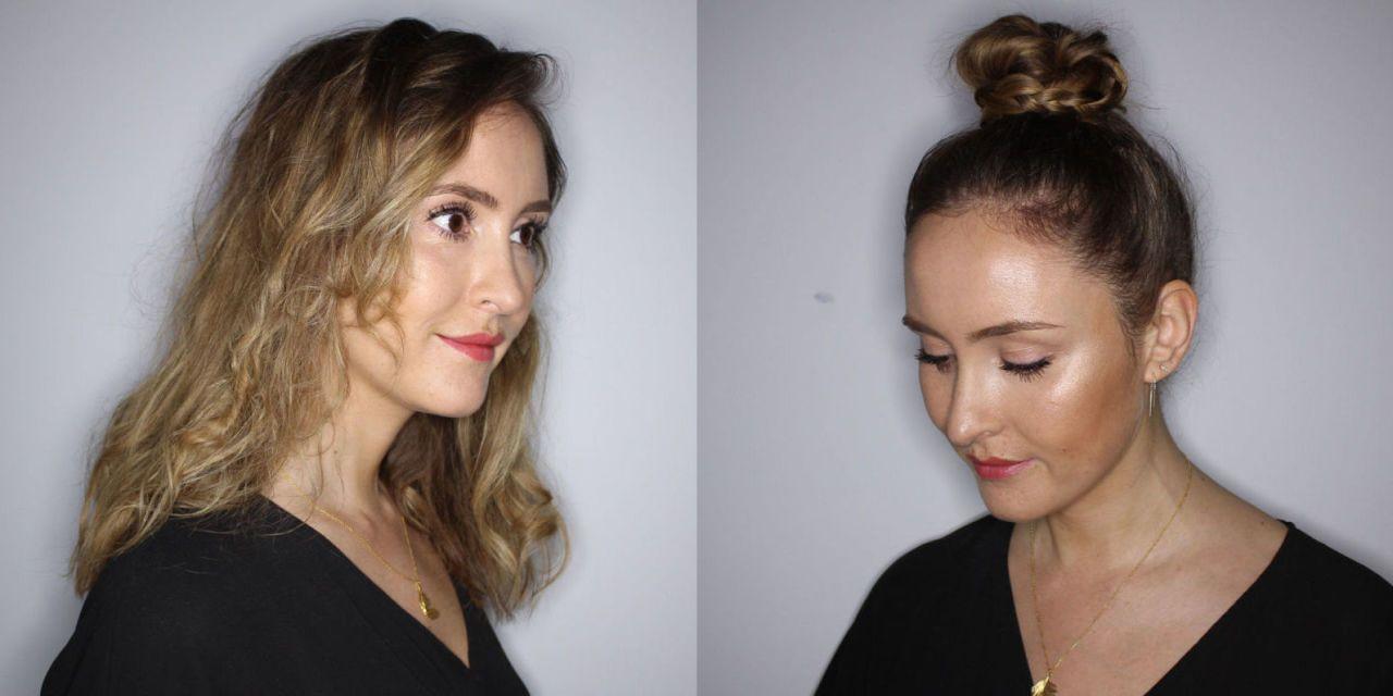 Molto Tutorial capelli: 2 acconciature comode e semplici per l'estate PO72
