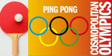 Cosmo olimpiadi pinpong