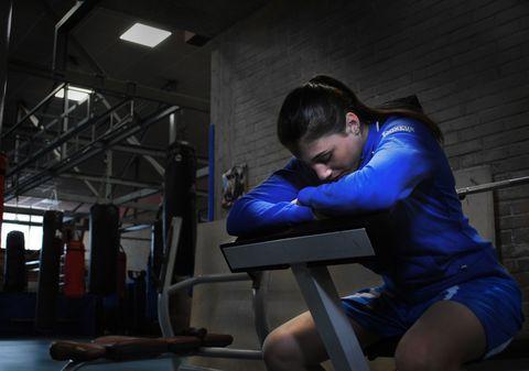 Dieta Settimanale Pugile : Olimpiadi 2016: intervista alla pugile irma testa
