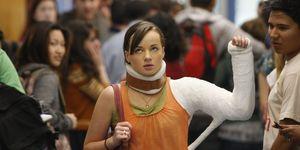 Ashley Rickards nel ruolo di Jenna Hamilton nella serie tv Diario di una nerd superstar - Awkward