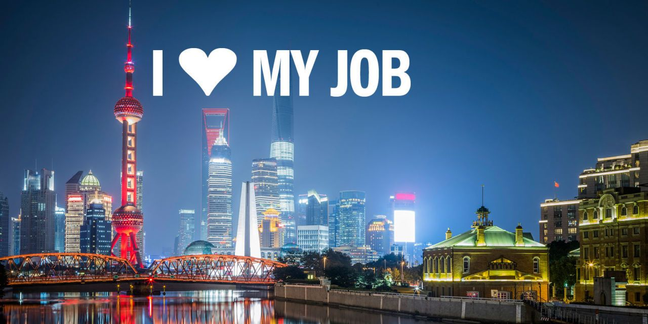 Incontri a Shanghai China
