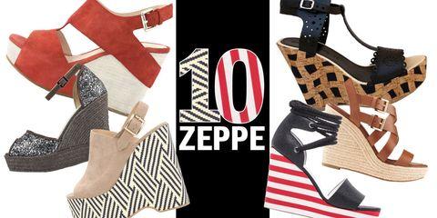 sito affidabile sito ufficiale calzature Di che zeppa sei? 10 zeppe estive in nuance con il tuo stile