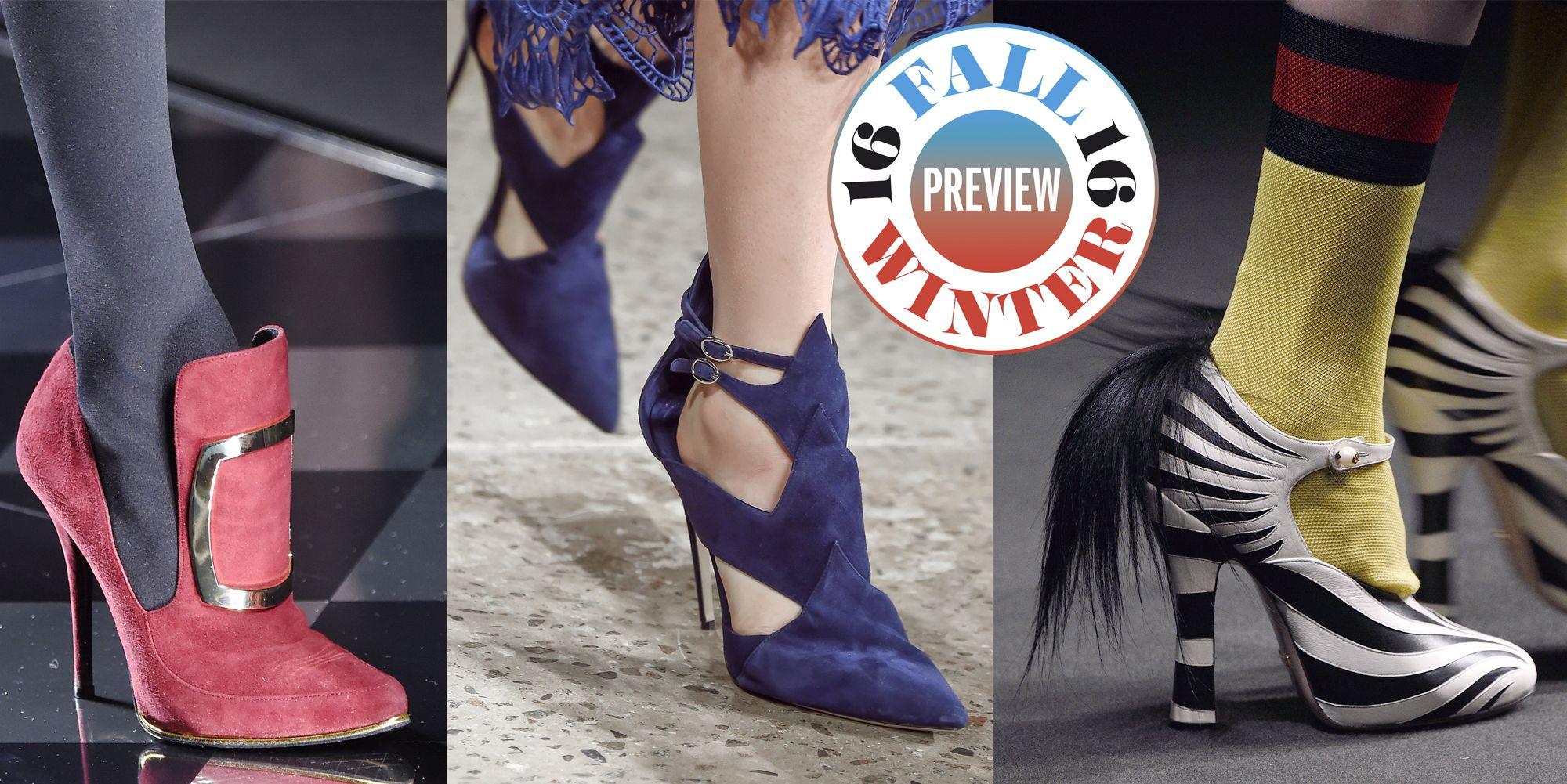 scarpe moda donna inverno 2016 2017