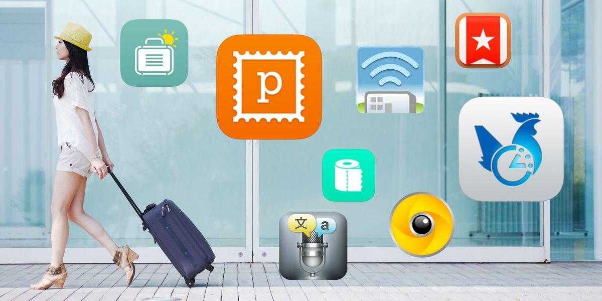 Le 20 app di viaggio da scaricare assolutamente prima di partire