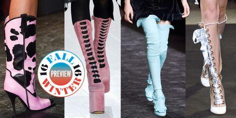 image. Imaxtree. Gli stivali di moda per il prossimo autunno inverno 2016- 2017 ... 7d73b00a387