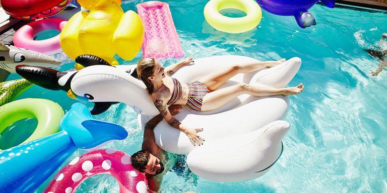 17 materassini gonfiabili da mare per la tua l 39 estate - Materassini per piscina ...