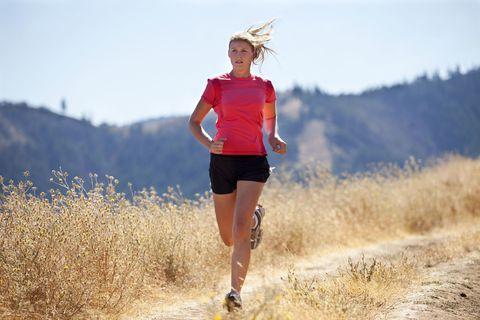 Corsa in montagna: i segreti per non mollare