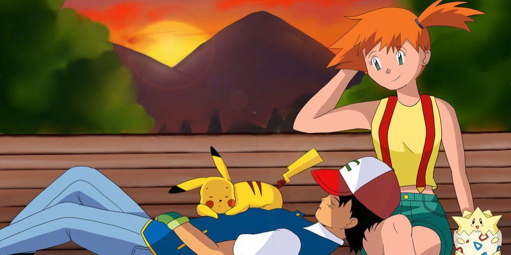 Cartoon sesso video Pokemon