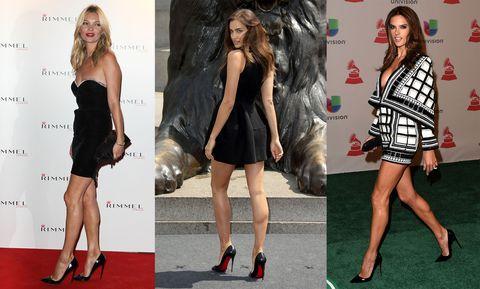 reputable site 37985 fbb9a Louboutin, le sexy scarpe con suola rossa che tutte vorremmo ...