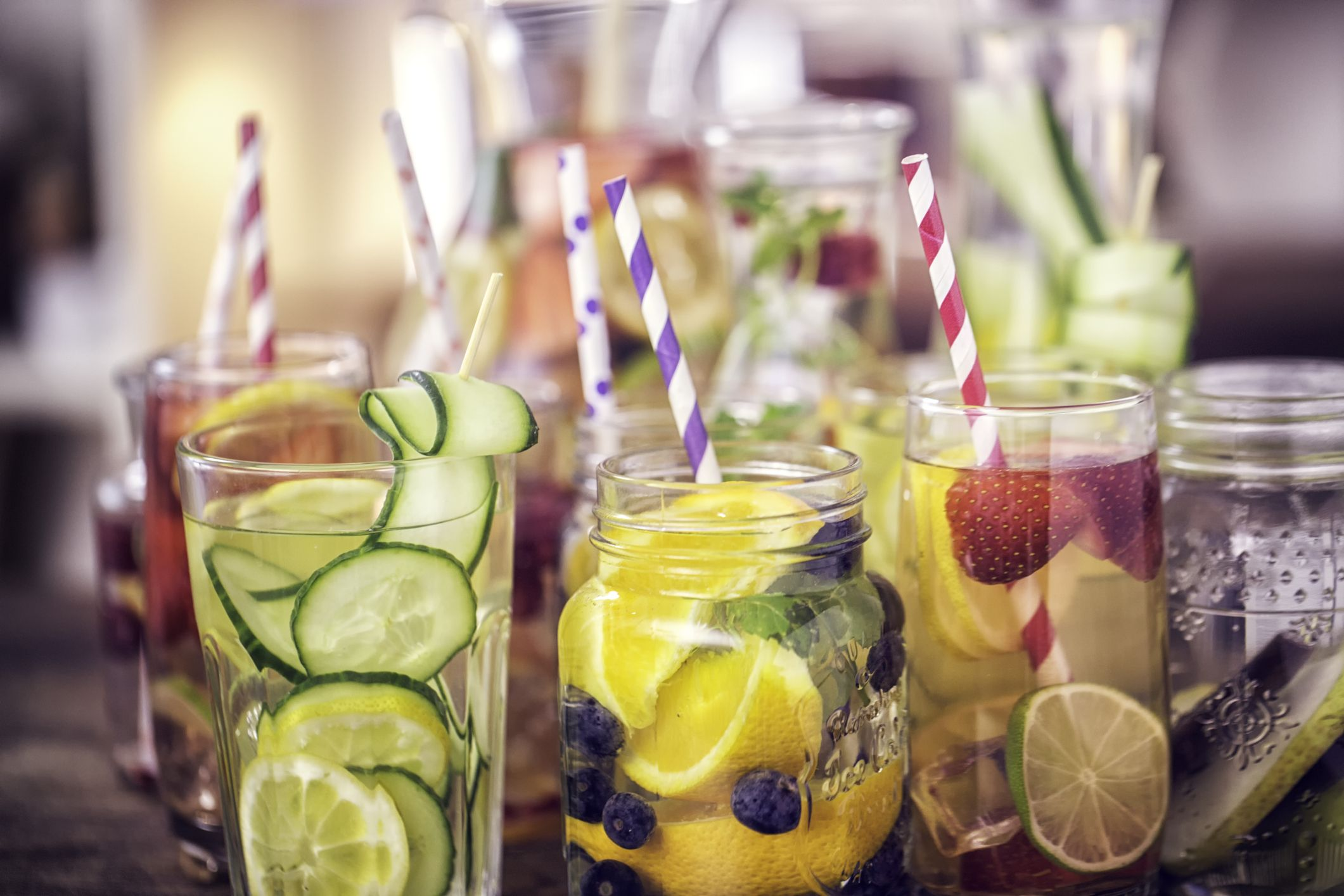 bevande naturali per aiutarti a perdere peso