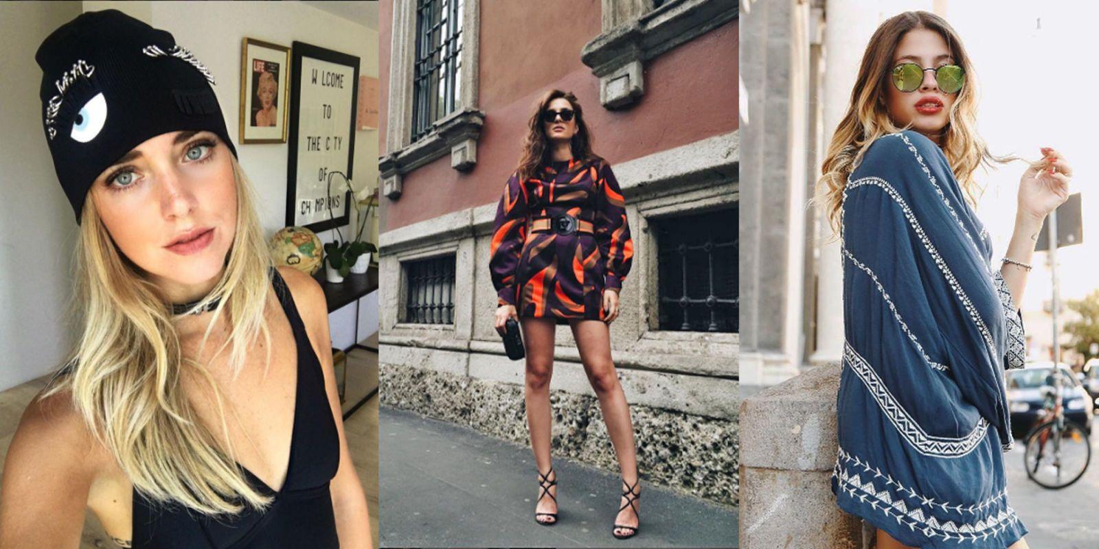 Italiane Da Che 13 Fanno Tendenza Web Sul Seguire Fashion Blogger Ac5S34RjLq