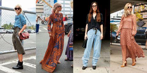 new york fashion week 2017 street style