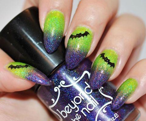 nail art halloween 7