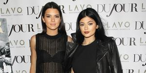 kendall jenner kylie jenner look copiato